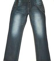 Dinamit Blue Denim  Mens Jeans Italy Size 38 NEW $299 - $61.02