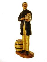 Coalport Figurine The Music Seller from Character Selection Figurine - F85 - $248.43