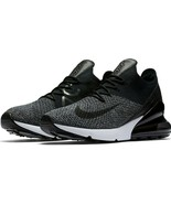 "NIKE AIR MAX 270 FLYKNIT ""OREO"" SIZE 8.5 NEW W/BOX FAST SHIPPING (AO102... - $164.55"