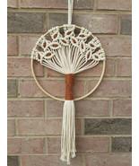 Macrame Tree of Life / Wall Art / Dream Catcher /Home Decor / Wall decor  - $28.71