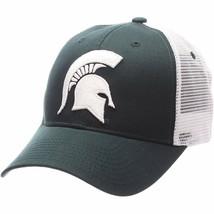 NCAA Michigan State Spartans Zephyr Big Rig Trucker Mesh Adjustable Hat / Cap - $24.99