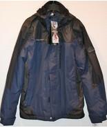 ZeroXposur Mens Performance S Small Hooded Jacket Coat - $69.98