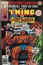 The Thing and Matt Murdock #37 Marvel 1977 Daredevil - $14.69
