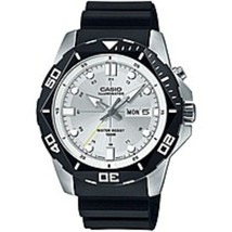 Casio MTD1080-7AV Wrist Watch - Men - Casual - Blue Glow - Analog - Quartz - $106.76