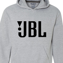 JBL Hoodie car stereo speaker sound system hi quality audio products graphic tee image 2