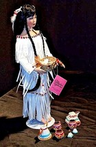 Vintage Paradise Galleries Native American Doll AA18-1283 image 2
