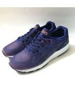 Mens Asics Blue and Orange Gel Kayano Sneakers Trainers 10.5 - $129.99