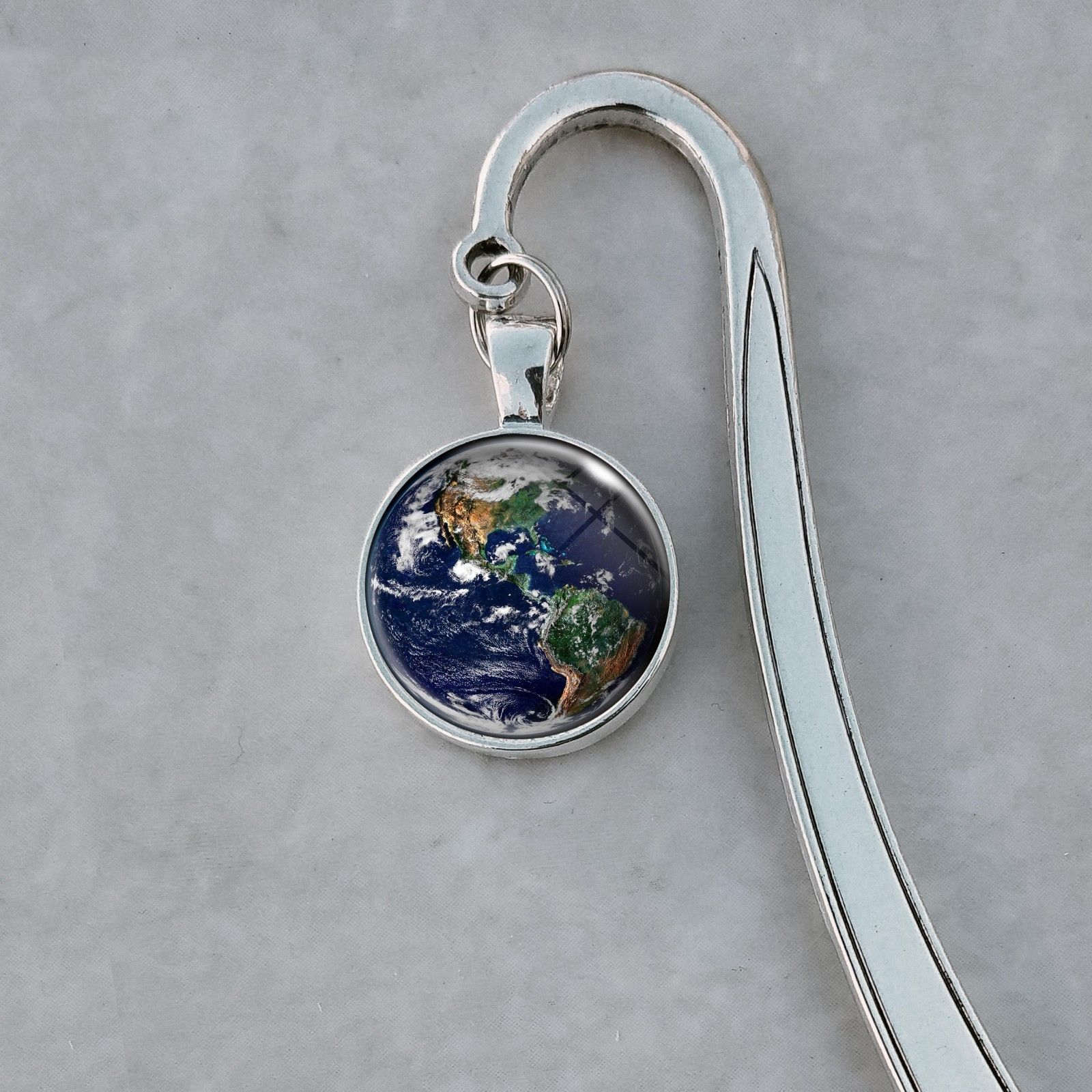 Planet Earth Astronomy Bookmark