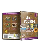 Childrens DVD - The Flumps Complete Collection DVD - $20.00