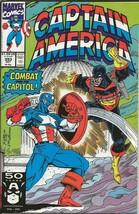 Captain America #393 ORIGINAL Vintage 1991 Marvel Comics - $9.89