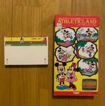 Mickey Mouse Athleticland Pyuta Walt Disney RARE Tomy - $163.35