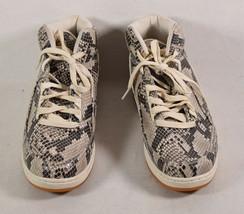 Nike Air Python PRM Sneakers Slate Brown Snakeskin 11 Mens 705066 - $99.00
