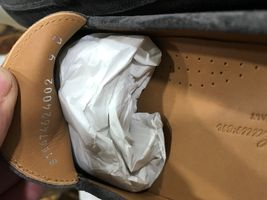 Mens Suede Calf Lauren 9 Label Driving Ralph Charcoal Purple Ronan Loafer Grey Uc1pqwty