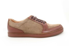 Kenneth Cole Clayton Fashion Casual Sneakers Taupe Men's Size 8 () 5683 - $80.00
