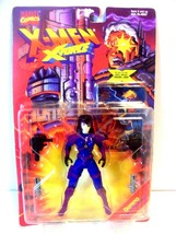 Domino X-Men X-Force Action Figure Marvel ToyBiz 1996 VTG Deadpool 2 Movie - $11.83
