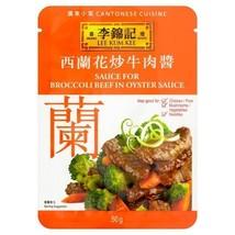 Lee Kum Kee Sauce for Broccoli Beef 50g - $2.68