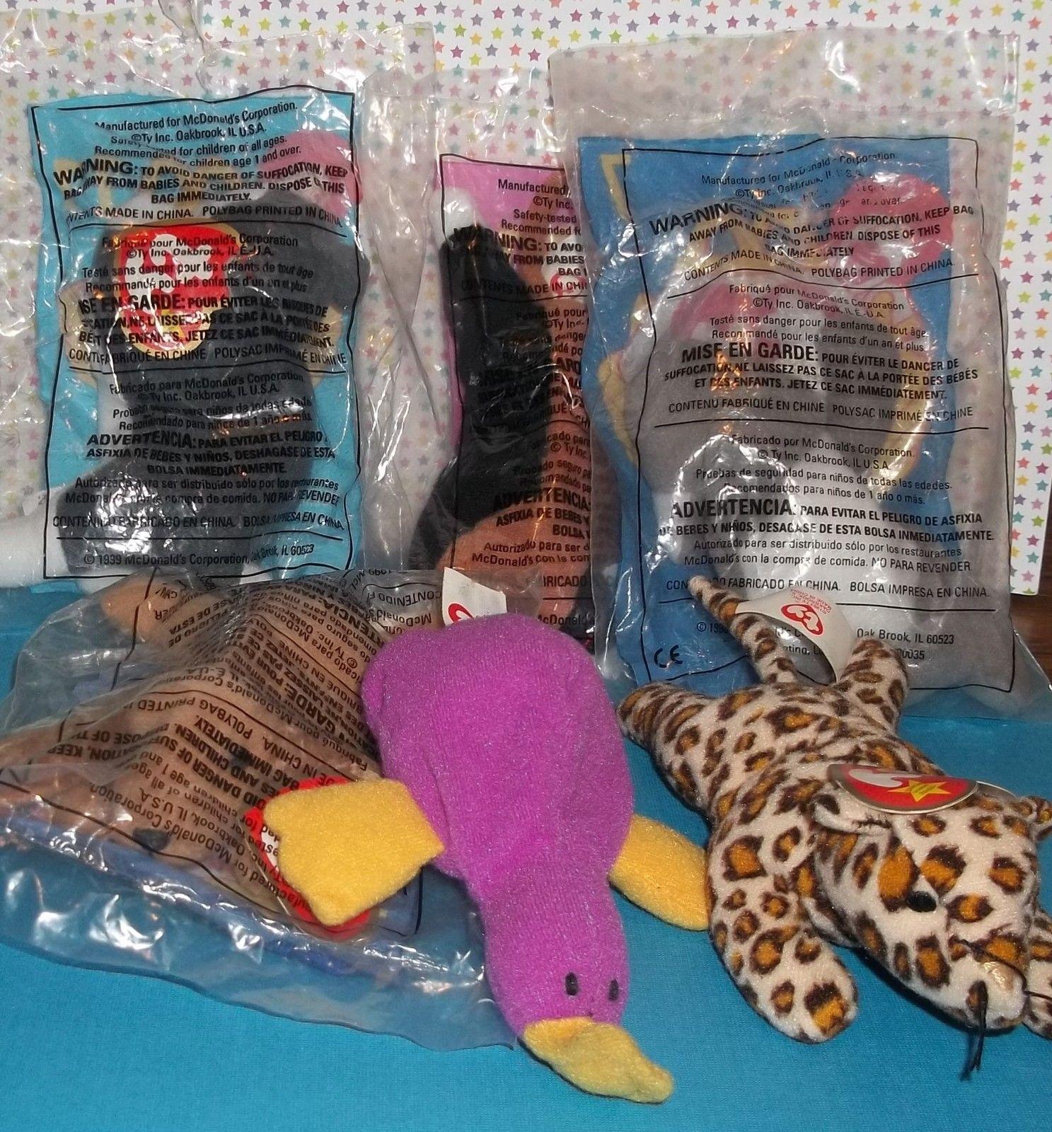 650f161ffe6 Ty Teenie Beanie Babies Vintage Mc Donalds and similar items. S l1600