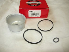 Briggs Stratton OEM Float Bowl 493640, 796611 *New* OD  - $9.99