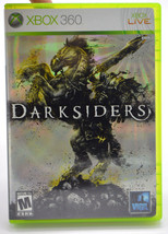 Darksiders Microsoft Xbox 360 2010 Video Game Vigil Complete in Box CIB - $9.78
