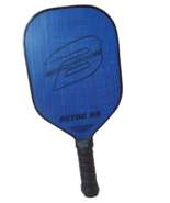 Brick*House Retro 65 Ash - Sea Sky Blue Composite pickleball paddle - $110.00