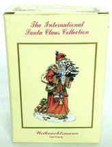 The International Santa Claus Collection Germany Weihnachtsmann Figurine - $22.46