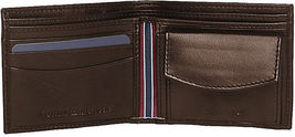 Tommy Hilfiger Men's Premium Coin Pouch Credit Card ID Wallet & Valet 31TL25X020 image 9