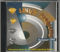 Linux Applications Program ~ Summer 1995 by Powersource Multimedia - $14.29