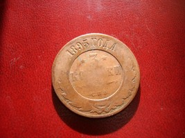 Coin From Collection Russland Russia Empire 3 KOPEKS kopeck 1895 SPB - $11.60