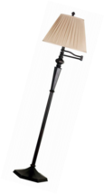 Kenroy Home 20612ORB Chesapeake Swing Arm Floor Lamp, Oil Rubbed Bronze - $174.02