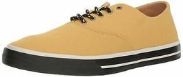 SPERRY Men's Captains CVO Nautical Sneaker 9 Yellow/Black - $72.31 CAD