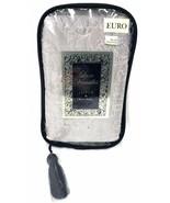 Luxe Versailles JAIPUR Flax, 1 Euro Pillow Sham Bed Bath Beyond NEW - $53.99