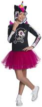 Rubies Tokidoki Dia de los Muertos Caramelo Unicorno Disfraz Halloween 6... - $36.68