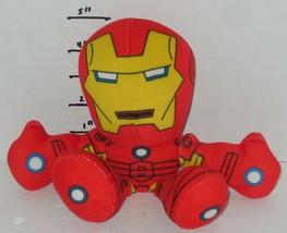 "Marvel IRON MAN 8"" plush Stuffed toy - $9.50"