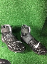 Team Issued Baltimore Ravens Nike Force 16.0 Size Football Cleats - $9.99
