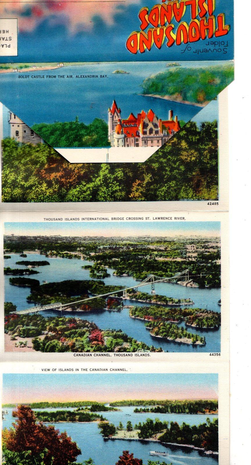 Thousand Islands Venice Of America Book & Souvenir Photo Booklet image 13