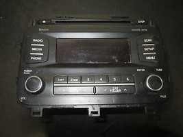 14 15 Kia Optima Radio Cd Player MP3 Sirius #96170-2TBA0CA - $59.40