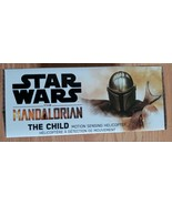 Star Wars Mandalorian The Child Motion Sensing Helicopter - $23.76