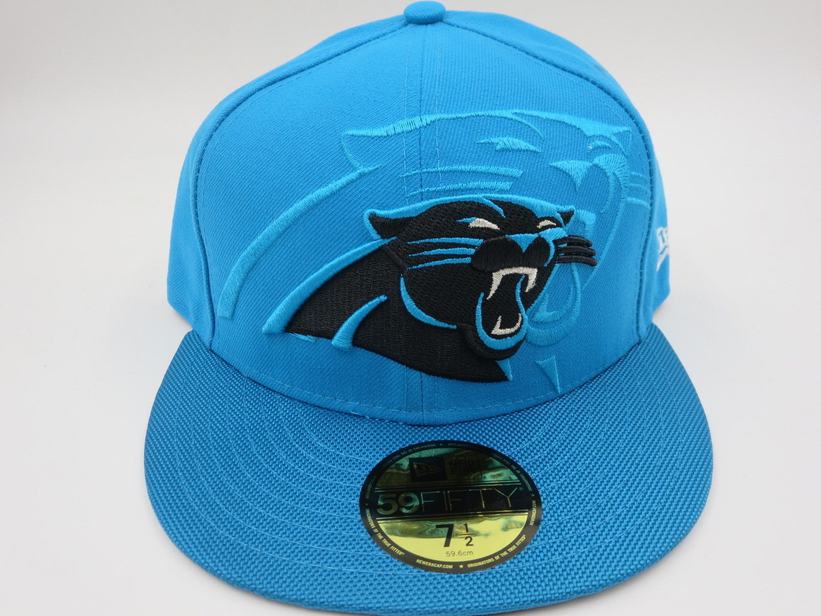 15cb5e5b5f6bd S l1600. S l1600. Previous. Carolina Panthers Blue New Era NFL 2016  Sideline 59FIFTY Fitted Hat Cap