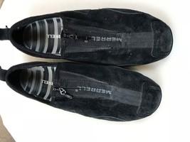 Women's Merrell Barrado Black Flats Slip On Loafer Shoes Size 7.5 - $18.65