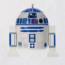 Star Wars™ R2-D2™ Wood Ornament 2018 Hallmark Ornament - $15.83