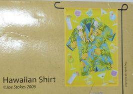 New Creative 24032 Hawaiian Shirt 3D Lei Accents Garden Flag image 3