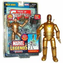 Marvel Legends Year 2006 Mojo Series 7 Inch Tall Figure - Variant Gold 1... - $89.99