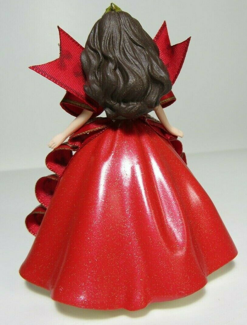 1997 Collectors Series Holiday Barbie Hallmark Keepsake Ornament Christmas #5