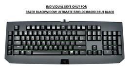 KEYS FOR Razer Blackwidow Ultimate Mechanical Wired Keyboard RZ03-0038 - $5.92+