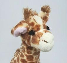 "11 "" GANZ Bébé Fauve & Marron Girafe Animal en Peluche Jouet Doux HM403 Zoo - $21.61"