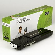 Value Brand replacement for Dell C3760N Black Toner (4CHT7) Extra High Yield  - $59.89