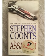 THE ASSASSIN (A Tommy Carmellini Novel) by Stephen Coonts ~ 1st Print PB - $2.96