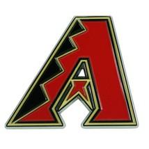 Fanmats MLB Arizona Diamondbacks Diecast 3D Color Emblem Car Truck 2-4 Day Del. - $15.83