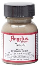 Angelus Brand Acrylic Leather Paint Water Resistant 1 oz - Select Your Color (#1 - $13.52