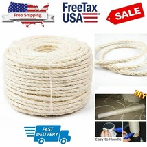 REPLACEMENT SISAL ROPE FOR CAT SCRATCHING POST CLAW CARE TOY REPAIR PET ... - £8.49 GBP